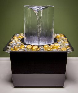 Decorate Your Vortex Fountain For New Years