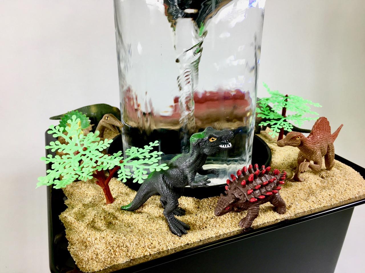 Dino Vortex.